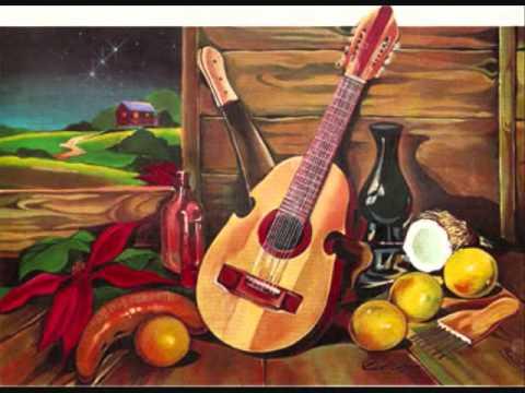 Música Jíbara - Tres veces le dieron, tres veces cayó Jesús.