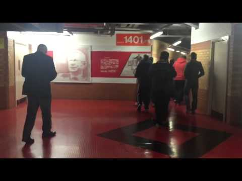 Old Trafford Tour ~ Manchester United ( June 2015 )