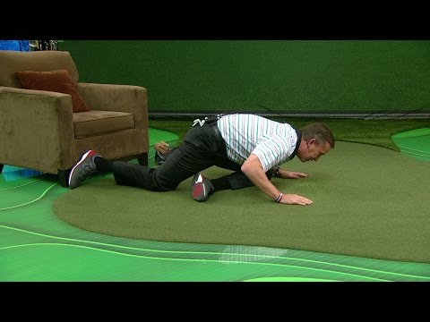 The Golf Fix:  3 Basic Stretches for Golf | Golf Channel