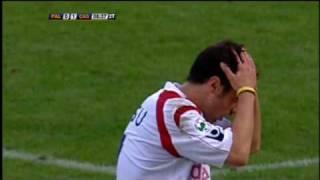 Palermo-Cagliari 2-1 || 15a di serie A (sky highlights)
