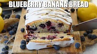 How To Make Blueberry Banana Bread
