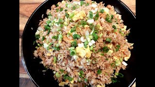 Download lagu S2Ep84-Shrimp Sauce Fried Rice with Mince Pork 香蔥肉碎蝦醬炒飯