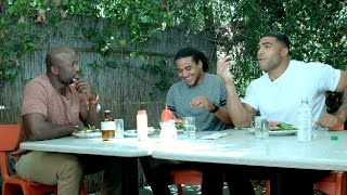 Let's Do Lunch: Eric and Mychal Kendricks
