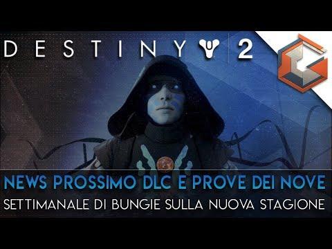 Destiny 2 News | Stagione del Ramingo e Prove dei Nove thumbnail