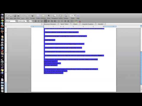 change page orientation in word mac 2008