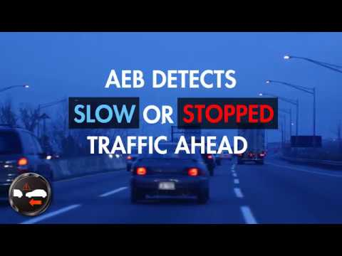 Crash Prevention - Automatic Emergency Braking