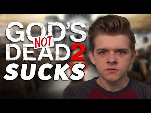 My Thoughts on GOD'S NOT DEAD 2 | Bobby Burns
