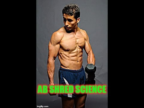 BEST Ab Workout To Get Abs To Show: Science of Core Circuit