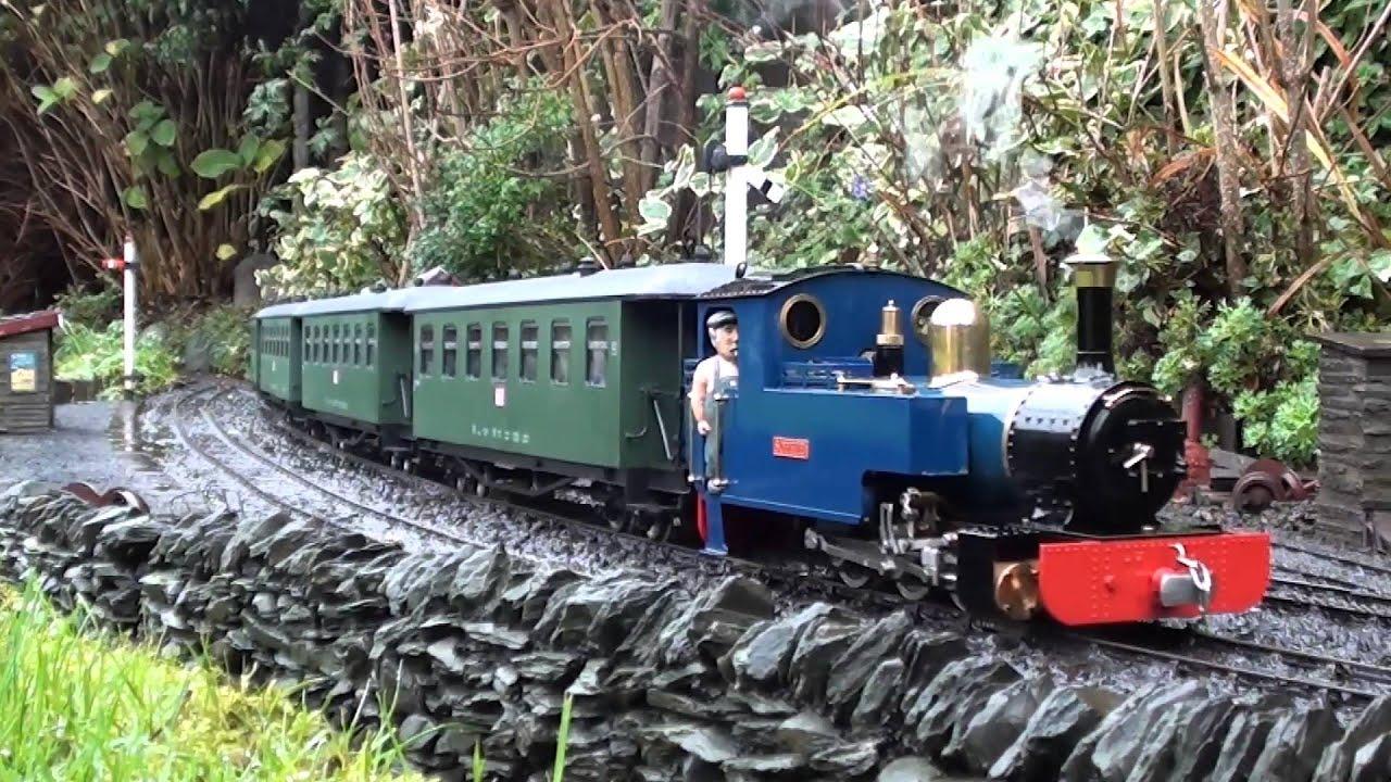 garden railways live steam garden ftempo