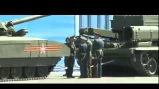 T-14 Armata Russian super tank FAIL