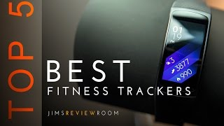 TOP 5 Best Fitness Bands / Activity TRACKERS - November 2016
