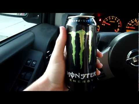 Energy Drink Review: Monster