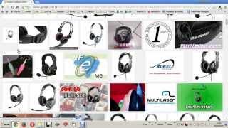 configurar headset windows7