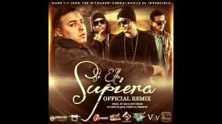 Manu Tj Feat. Juno The Hitmaker, Cheka, Guille - Si Ella Supiera Remix (Prod. Fade & Saga Neutron)