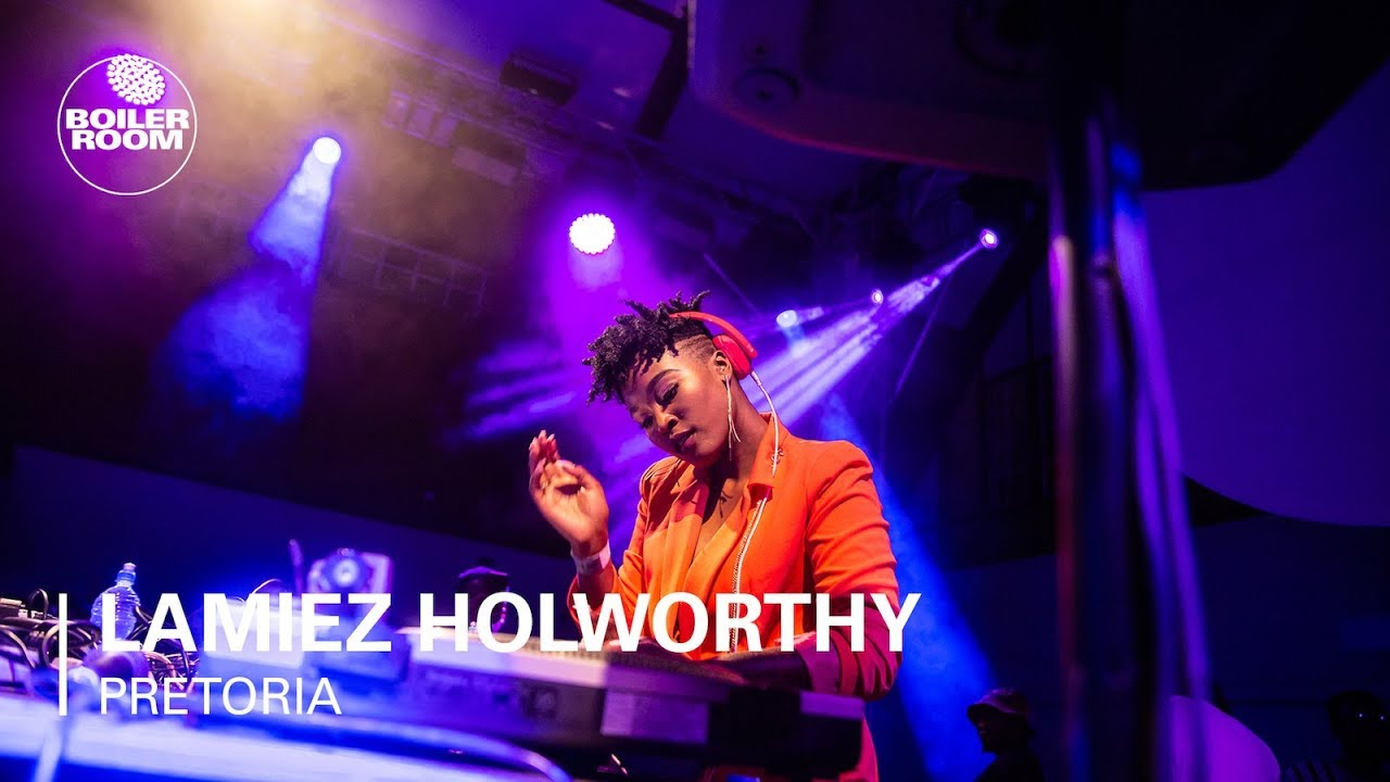 Download Lamiez Holworthy | Boiler Room x Ballantine's True Music Pretoria