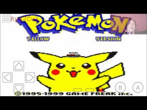 Pokemon Yellow Part 3 (My First Badge)