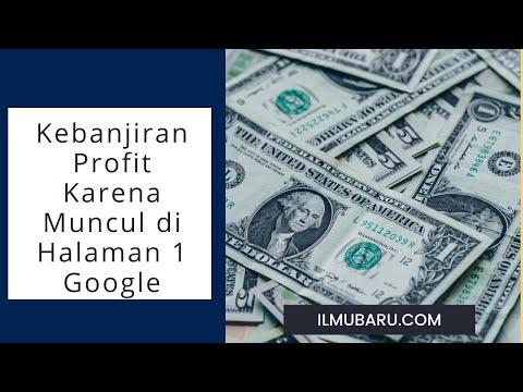 Apa Keuntungan Website Muncul di Halaman Satu Google?   Ilmu Baru