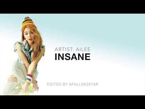 Ailee(에일리) - Insane Lyrics [Eng+Han+Rom]