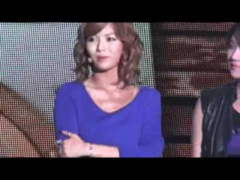 110813[Fancam]4minute focus Hyuna/talk@Incheon Hanryu Concert
