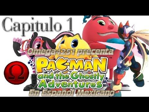 Let's Play En Español || Pac-Man Y Las Aventuras Fantasmales Cap. 1 || Inicio.