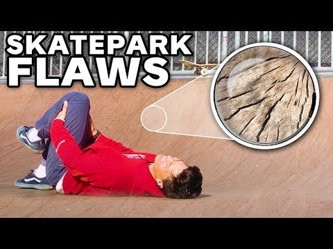 New Jersey's Forgotten Skateparks are Actually Amazing