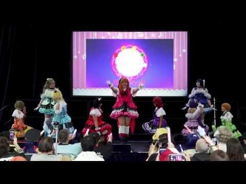Fanime 2018 Stage Zero Love Live Performance