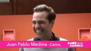 Para el actor Juan Pablo Medina #ElAmorEs...