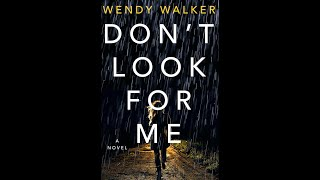 Don't Look for Me - Trailer!