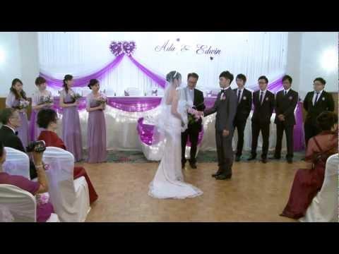 Chinese Wedding Officiant Victor Li Markham Toronto Wedding Videography Photography GTA