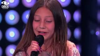 Fabio, Daniella y Mya cantaron 'Hasta el techo' de Chocquibtown -LVK Colombia – Batallas – T1