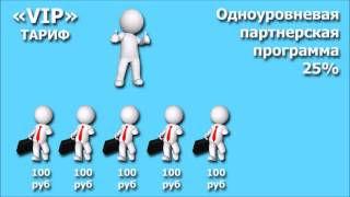 Маркетинг план тарифа VIP платформы LeoPays