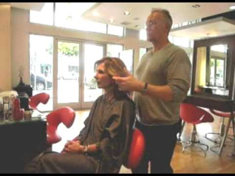Christopher Dove Demos the new Wella Consumer Hair Styling Line!