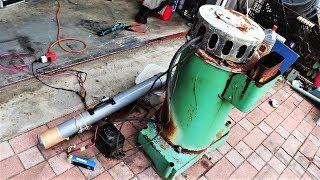 JET研究、大昔のボイラーの機構の燃焼効率が凄い