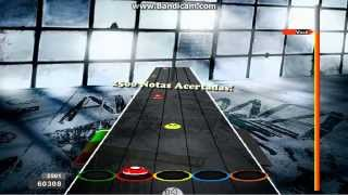 Guitar Flash Catharsis - Alesana 100% Expert 60,758
