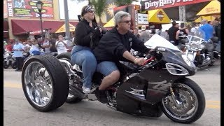 Rare Motorcycles | Daytona Beach Bike Week