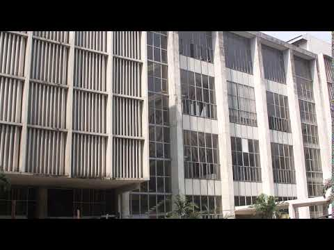 File footage - National library [Manila; Oct 2014] HD