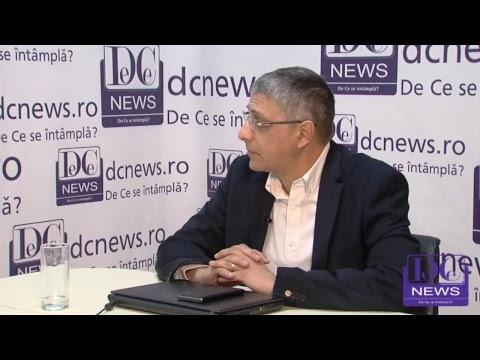 Adrian Ursu la interviurile DC News