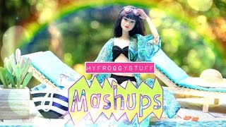 Mash Ups: How to Make | Doll Swimming Pool, Life Jackets, Swim Suit, Slip N Slide & More