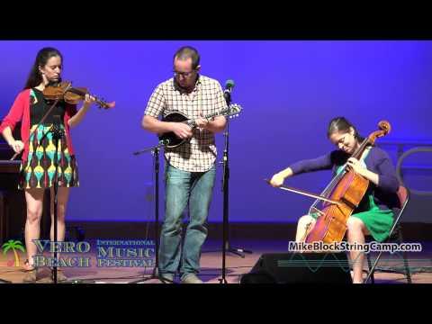 """Moninette"" / Breton Tune | Natalie Haas @ MBSC 2014"