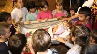 ГБОУ Школа № 1912 Открытый музейный урок «От Руси к России» - 2015
