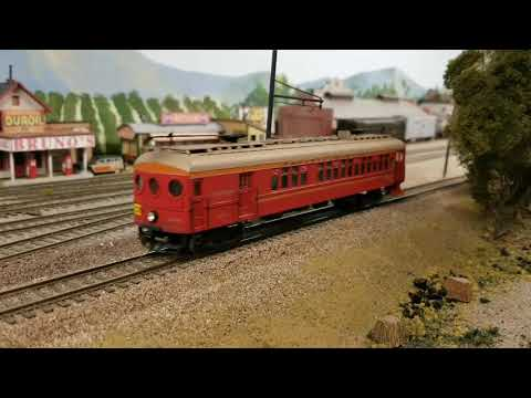 Pacific Electric On The Pacific Coast Lines