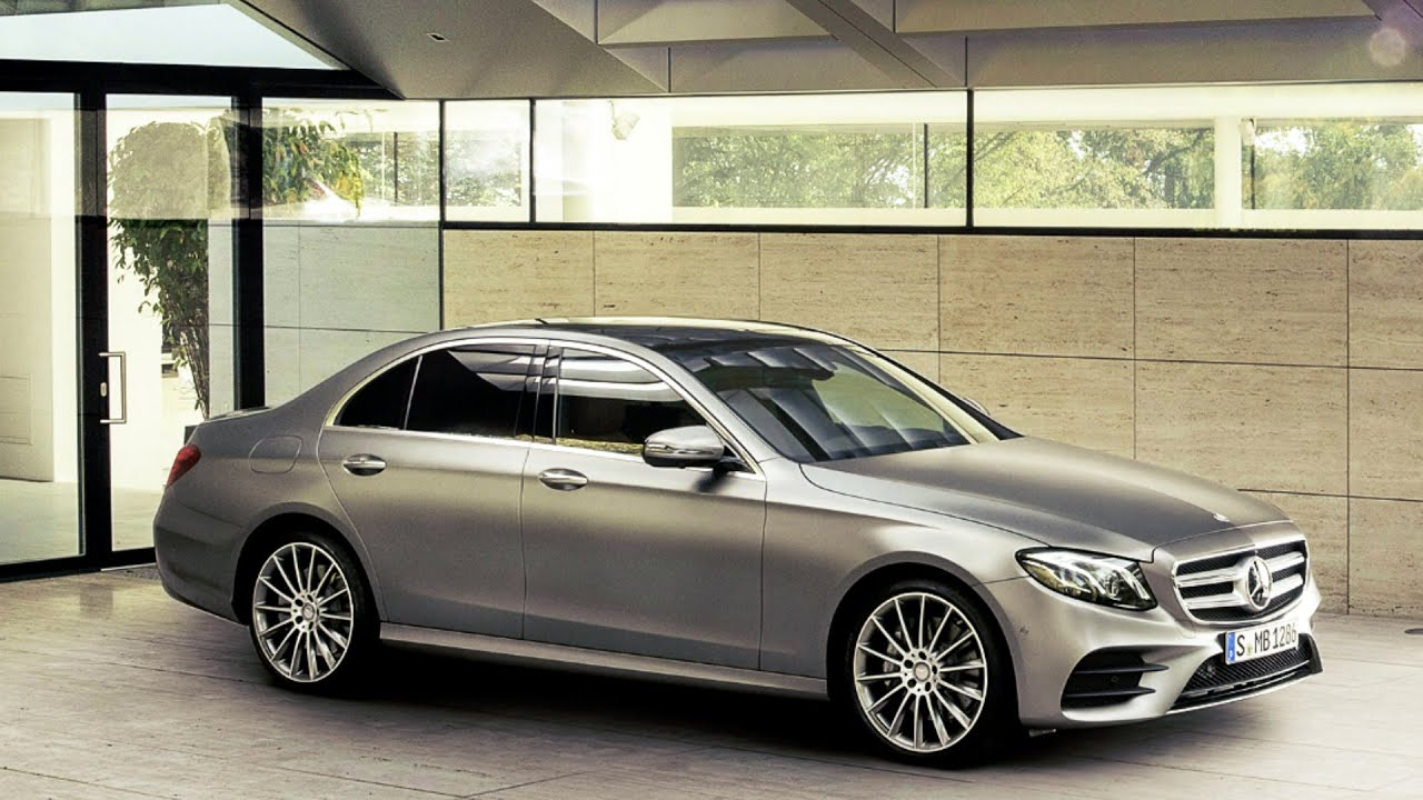 2017 mercedes e class amg line selenit grey magno drive and design youtube. Black Bedroom Furniture Sets. Home Design Ideas
