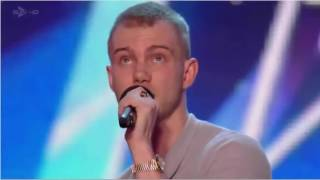 """Ed Stewart First Audition Hit Song Writer Performs His New Original Song 
