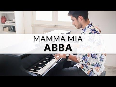 ABBA - Mamma Mia | Piano Cover