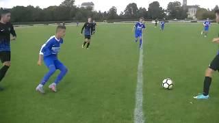 U17 amical Sablé FC - JS Coulaines 01.09.2018