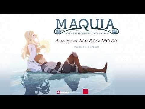 Maquia: When The Promised Flower Blooms   Now Available On Blu-Ray