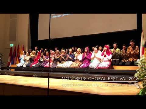 Bogor Agricultural University Students Choir Agria Swara