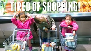 TIRED OF SHOPPING! - May 13, 2017 -  ItsJudysLife Vlogs