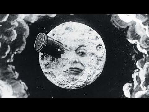 A Trip to the Moon - Eye Scene