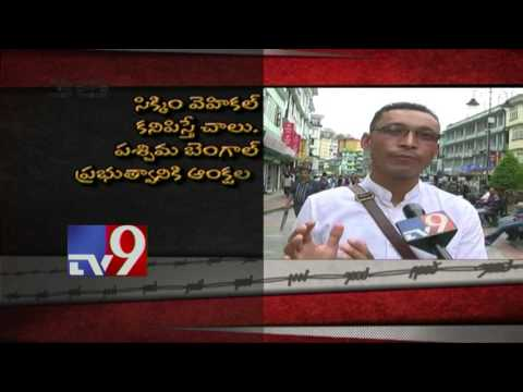 How strong is Sikkim's Anti-India sentiment ? - 30 Minutes - TV9